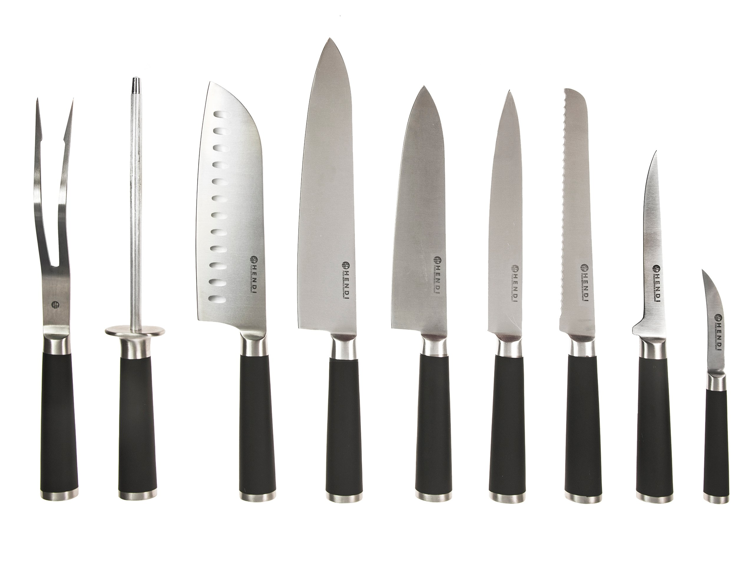 Profesionálne kuchynské nože Kurt SCHELLER + CASE