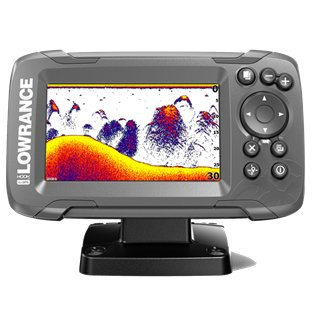 Echosonda s GPS Lowrance Hook2 4x