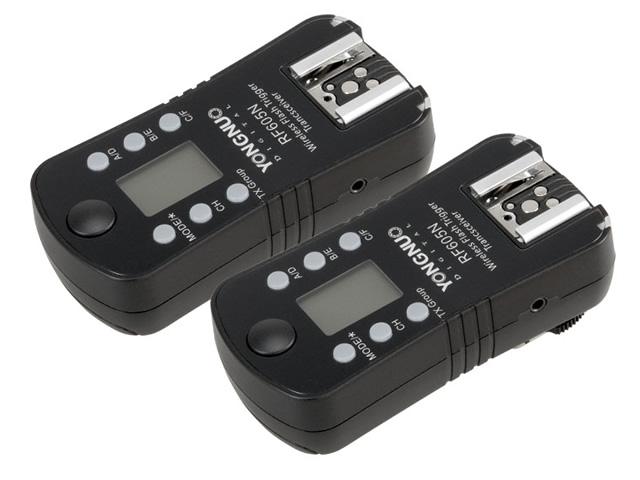 Item Radio trigger Yongnuo RF-605N Kit PROMOTION