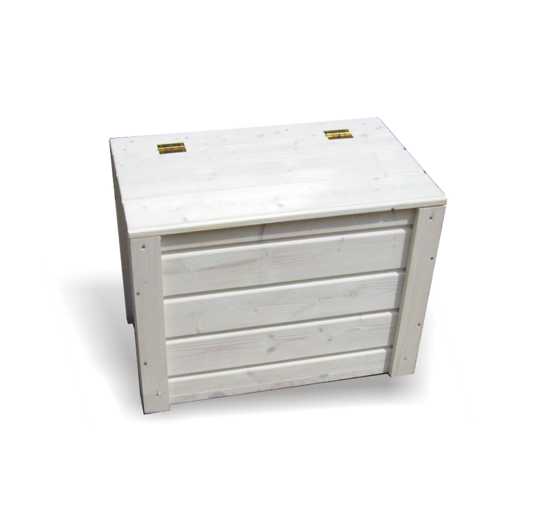 HRUDNÍK DREVENÝ ZÁHRADNÝ BOX JE 65x40x48