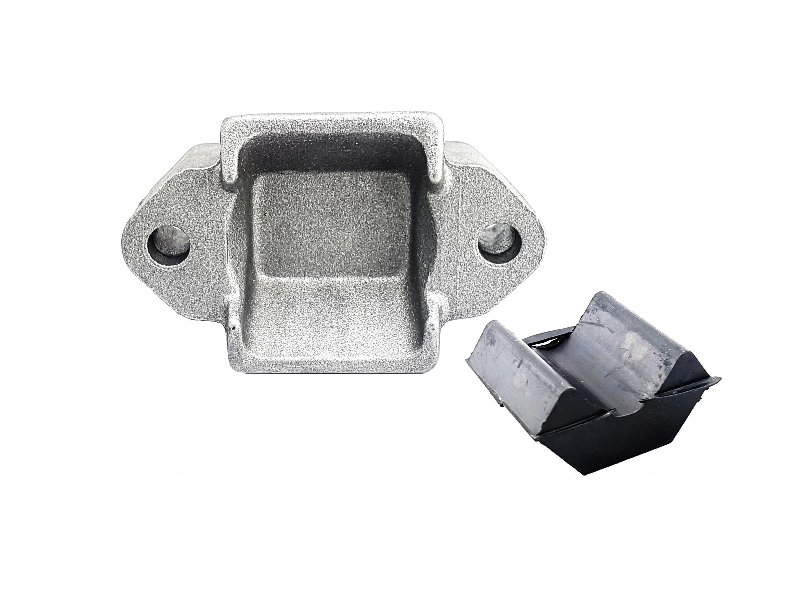 стойка рессоры алюминиевый подушка резина fiat 126p