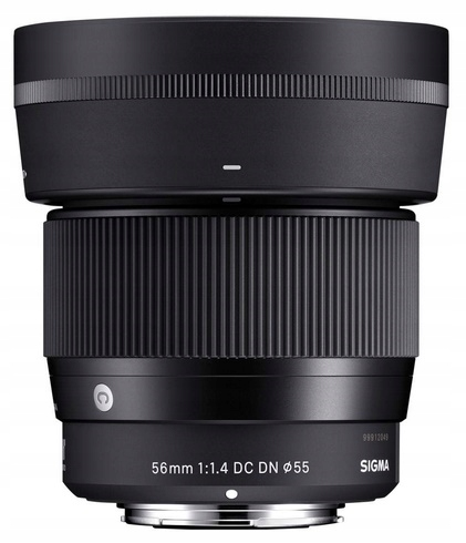 Item SIGMA 56/1.4 56mm f1.4 C Sony E gw3+2 years NEW