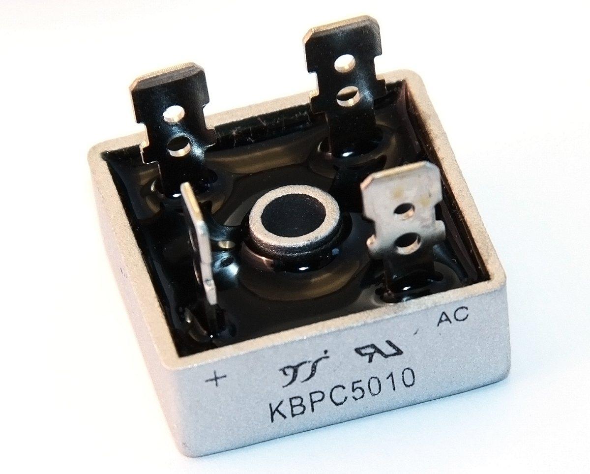 Мостик выпрямительный 50A 1000 В KBPC5010