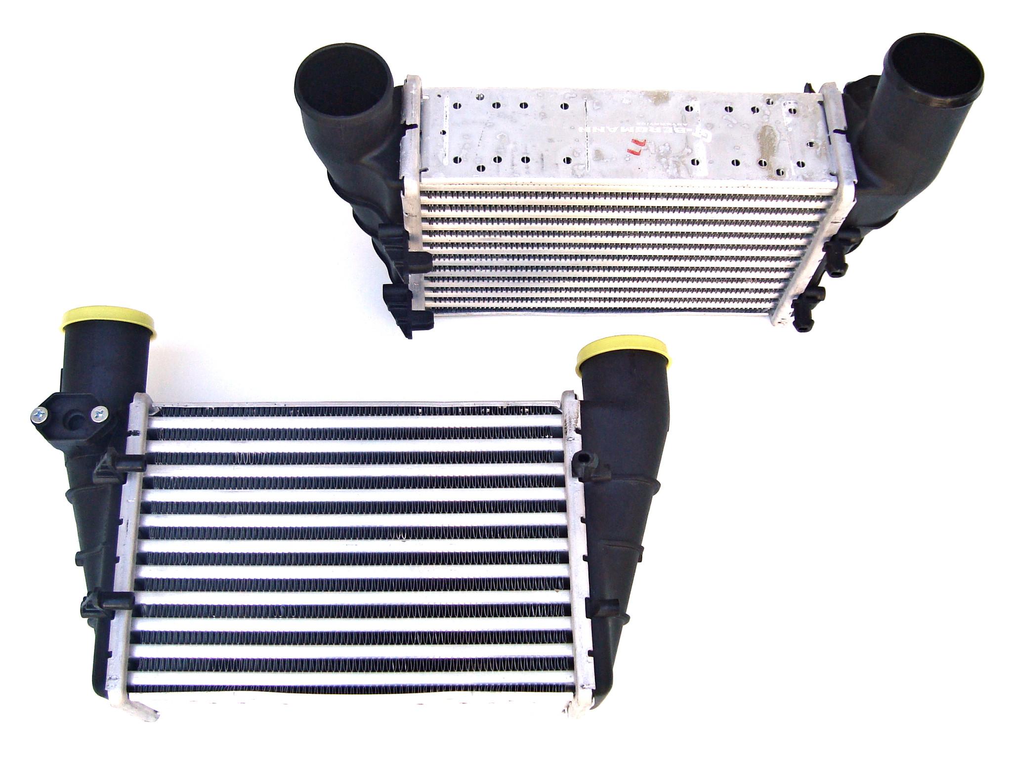 радиатор воздуха промежуточное audi a4 a6 b5 c5