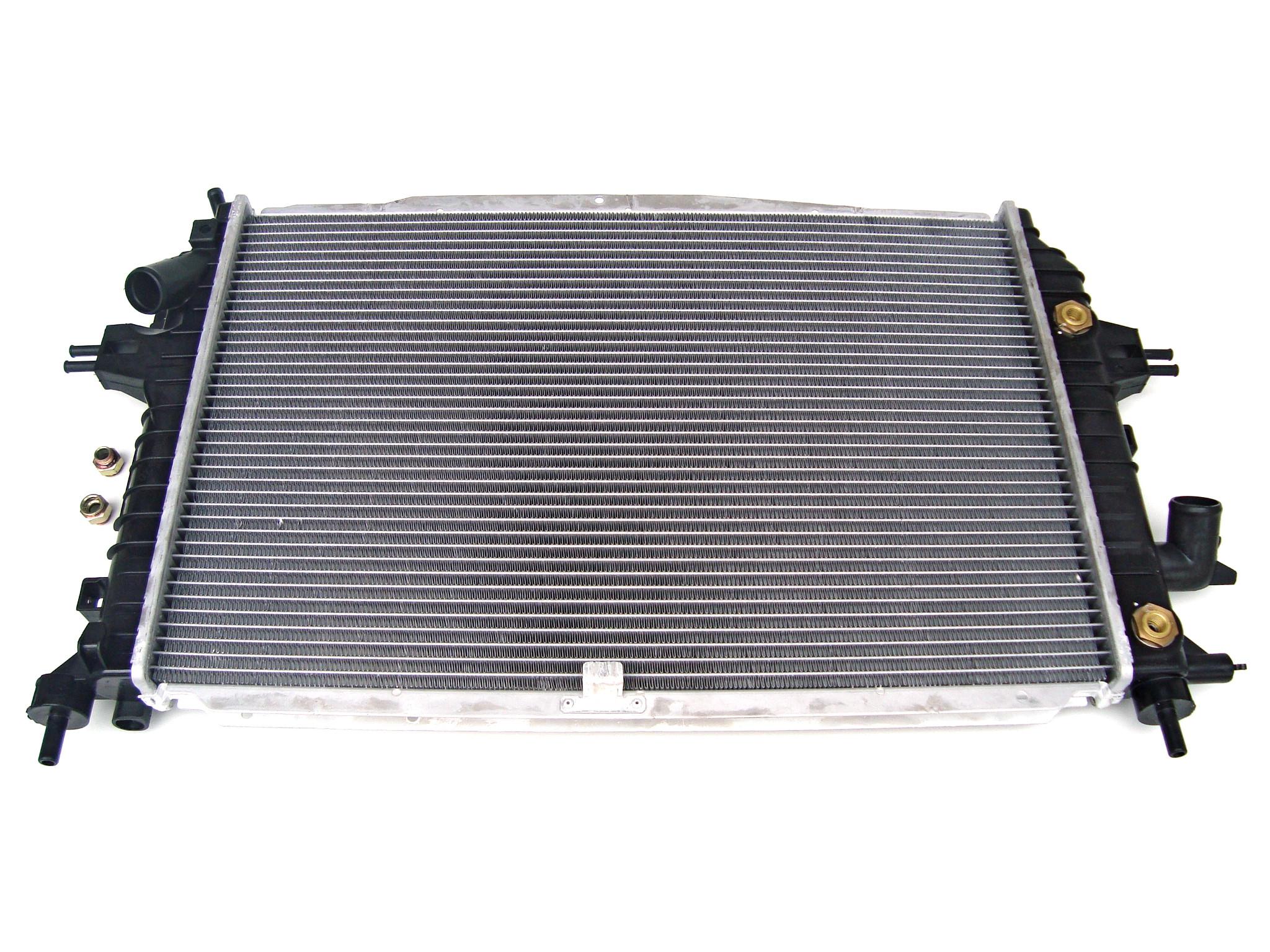 радиатор воды opel zafira b 17 19 cdti 20 2005