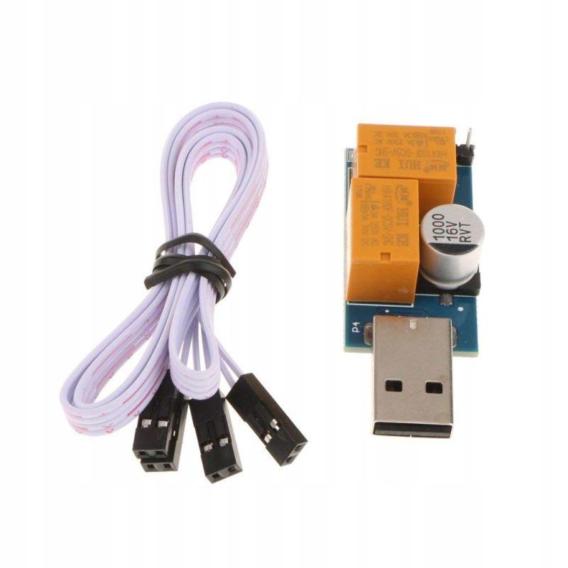 Item Adapter Auto Restarter USB WatchDog for excavator BTC