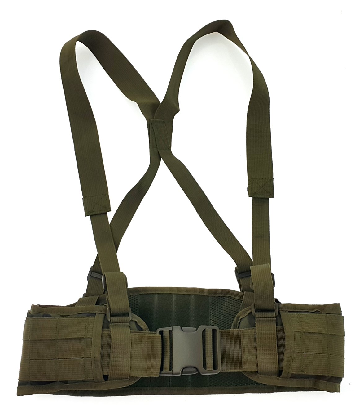 Item BELT tactical military MOLLE ładownic for HIP-wz.93