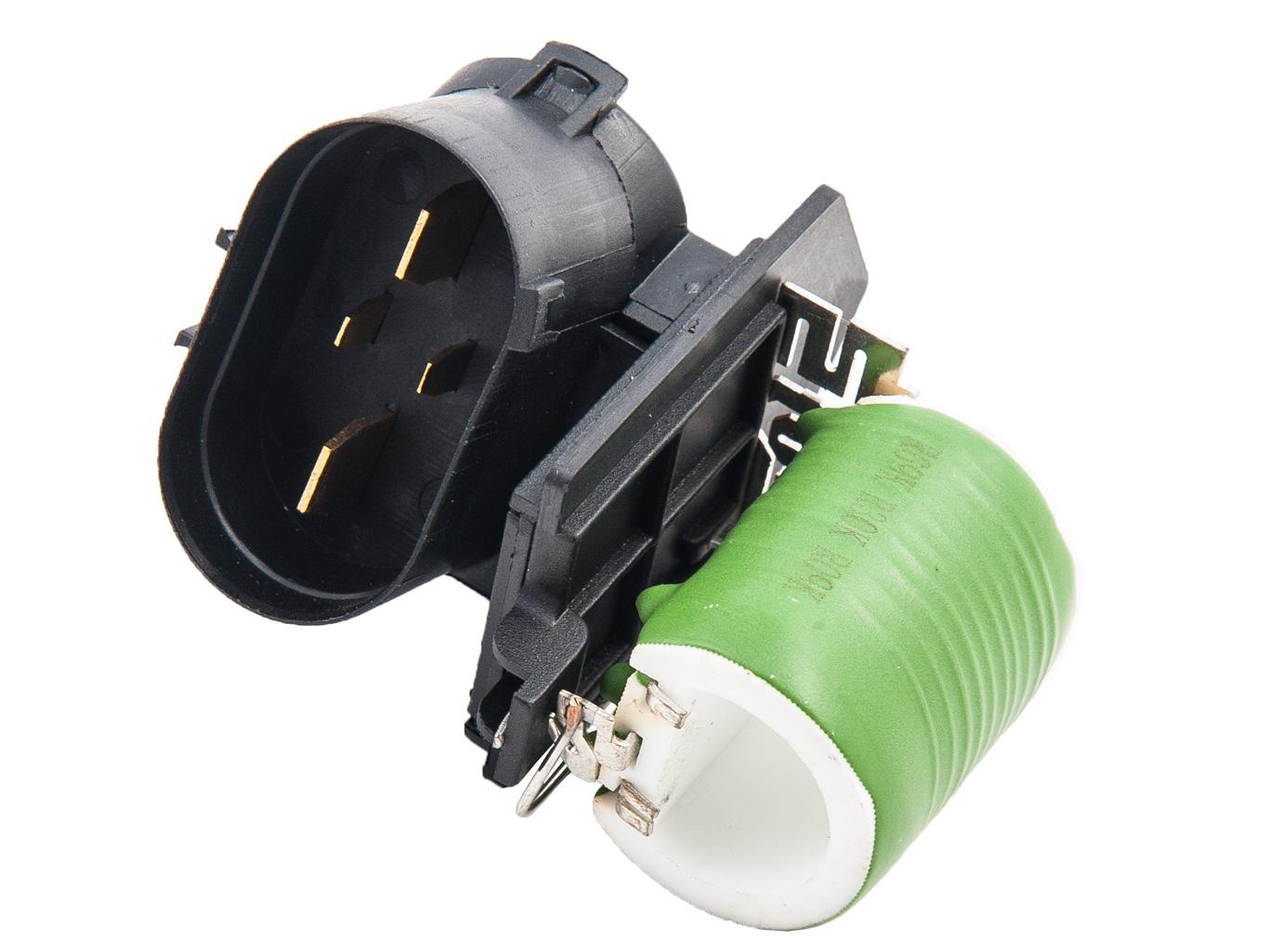 резистор вентилятора радиатора opel meriva a