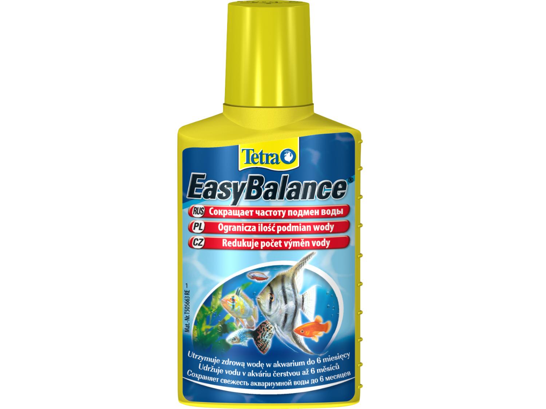 Tetra EasyBalance 100 мл воды замена 2 раза в год