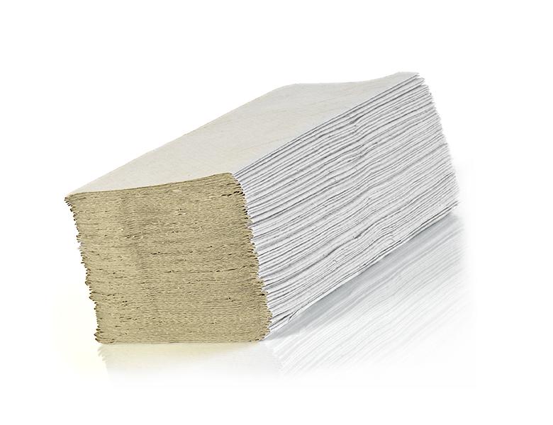 Бумажные ПОЛОТЕНЦА ПОЛОТЕНЦЕ лоток СЕРЫЙ ZZ 4000