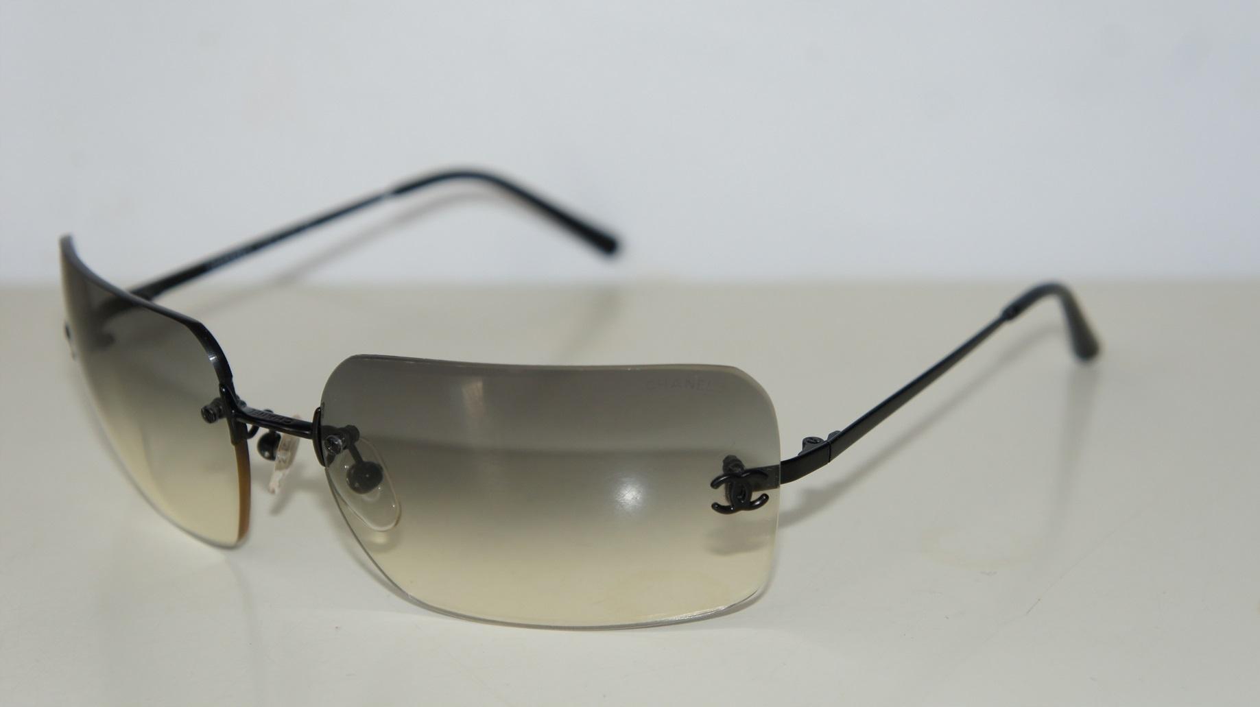 2fd4b8ff4ea2b1 Okulary przeciwsłoneczne CHANEL 4017 - 7483325514 - oficjalne ...