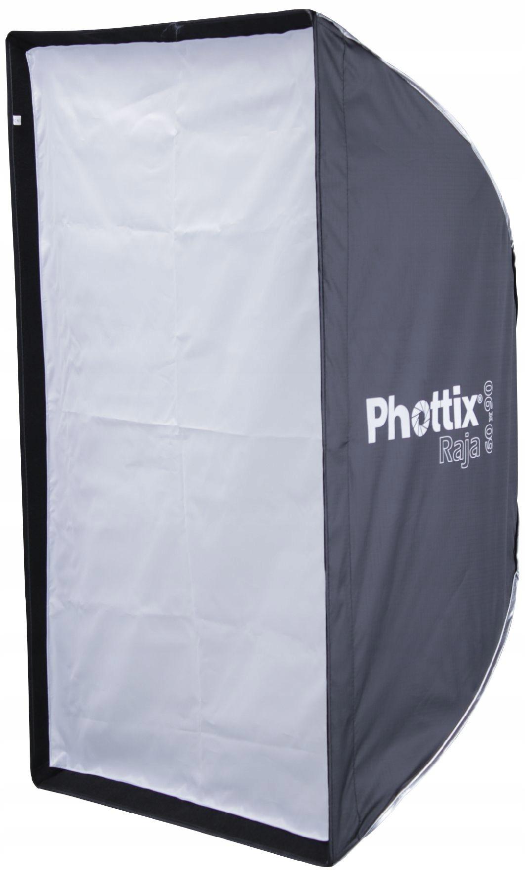 Softbox Phottix Raja 60x90cm Bowens