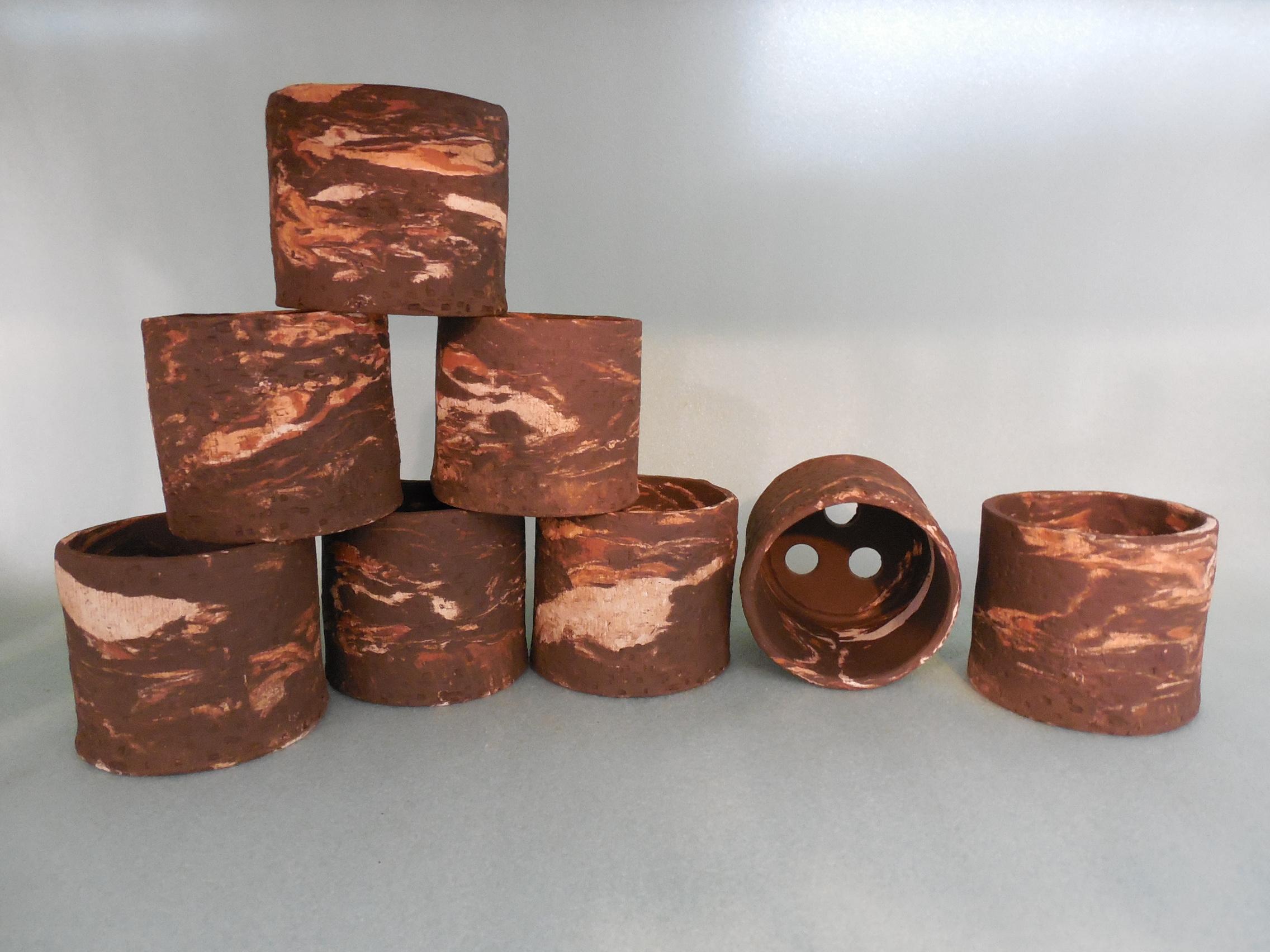 Doniczka Ceramiczna Do Akwarium 85cm Glonojad
