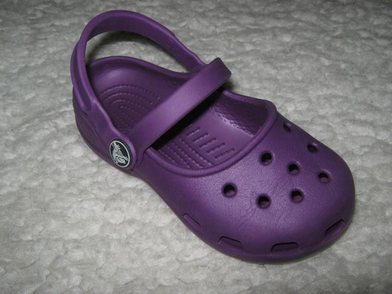 kupować nowe oficjalne zdjęcia kup dobrze Lekkie buty Crocs dla dziecka roz. 8 - 9 / 24-26