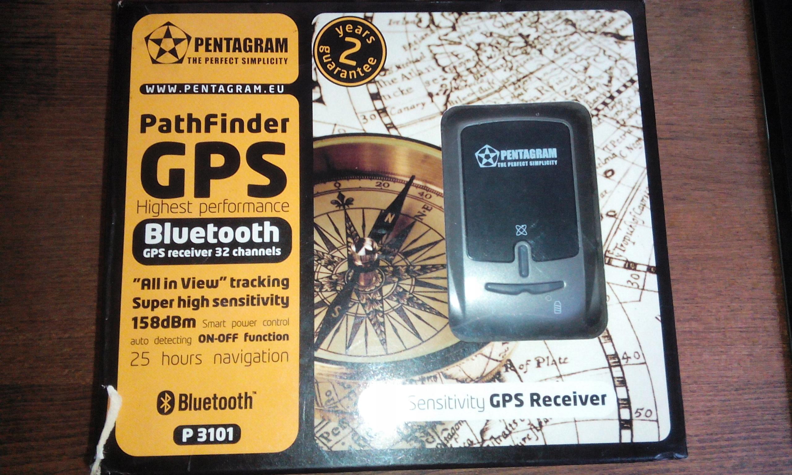 Pentagram Pathfinder P3101 jak nowy!