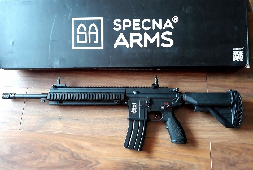 4249e73eaf1d Replika karabinek szturmowy Specna Arms SA-H03 AEG - 7666559400 ...