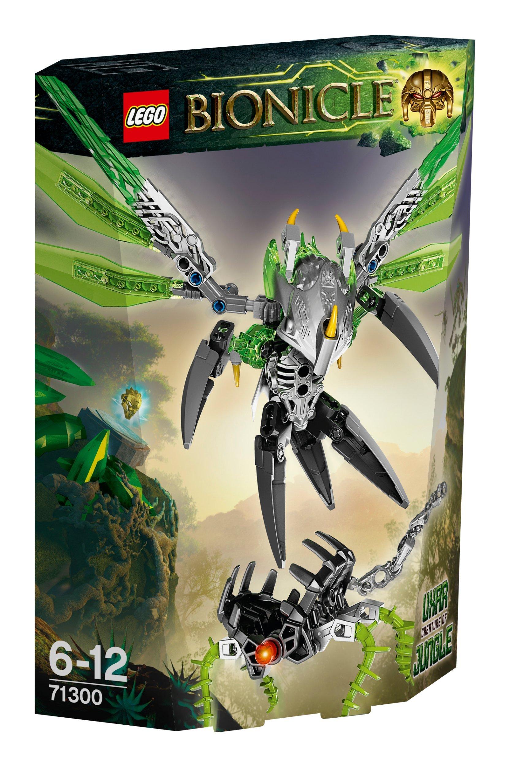 Lego Bionicle 71300 Uxar Istota Z Dżungli Gdańsk 7310547031
