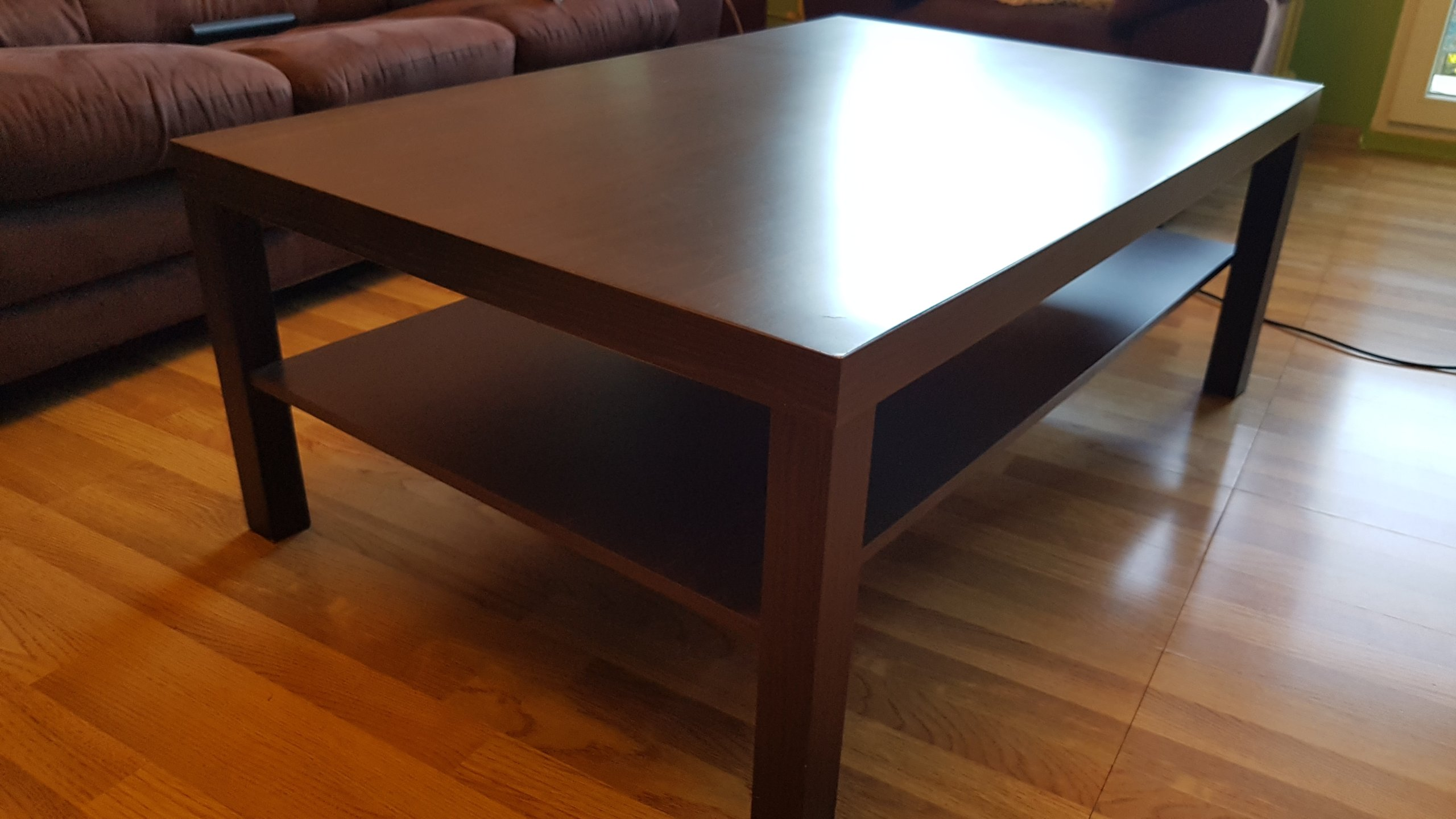 Stolik Kawowy Ikea Lack Duży Używany Tanio