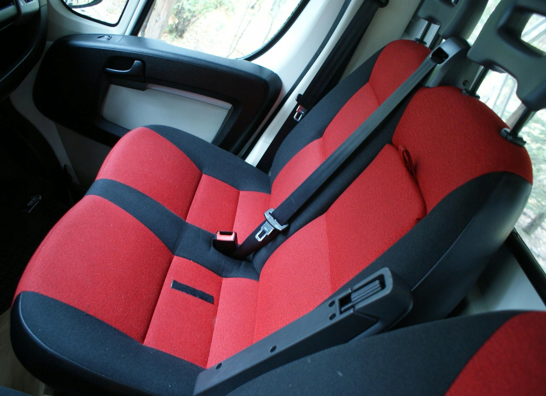Fotele Fiat Ducato 2013r 7659725094 Oficjalne Archiwum