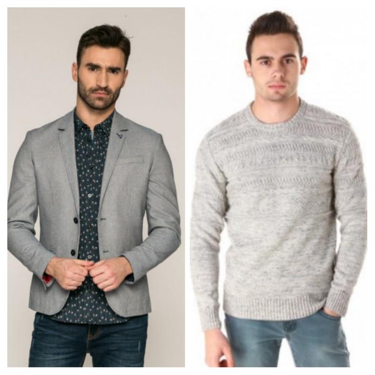 Mega Paka, zestaw męskich modnych ubrań XL-XXL