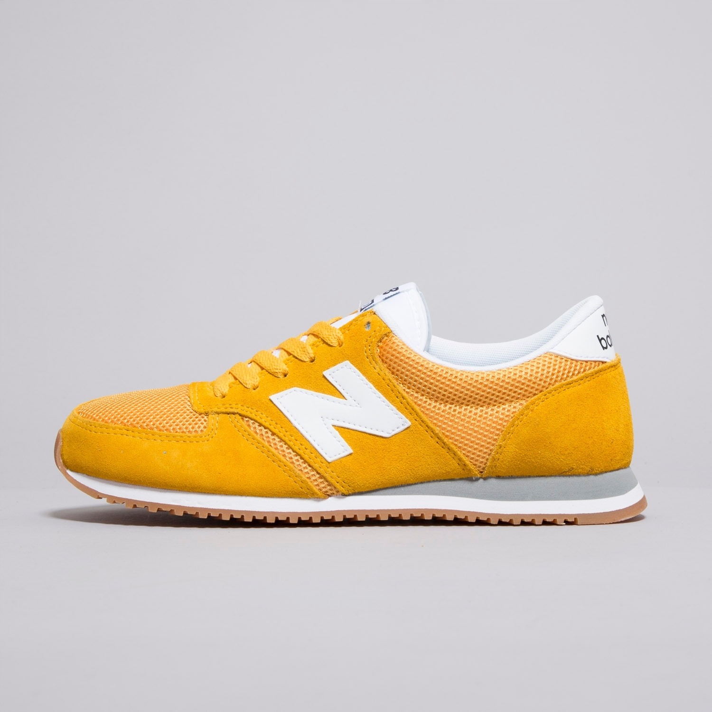 kolejna szansa sprzedaż obuwia sklep dyskontowy Buty męskie New Balance U420YWG żółte rozmiar 43