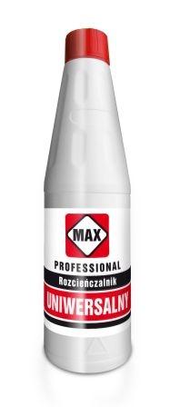 MAX Rozcieńczalnik uniwersalny 0,5l