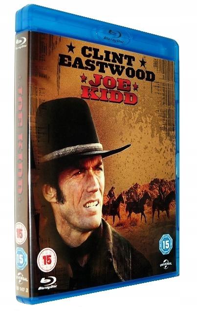 JOE KIDD (BLU-RAY) Clint Eastwood Napisy PL