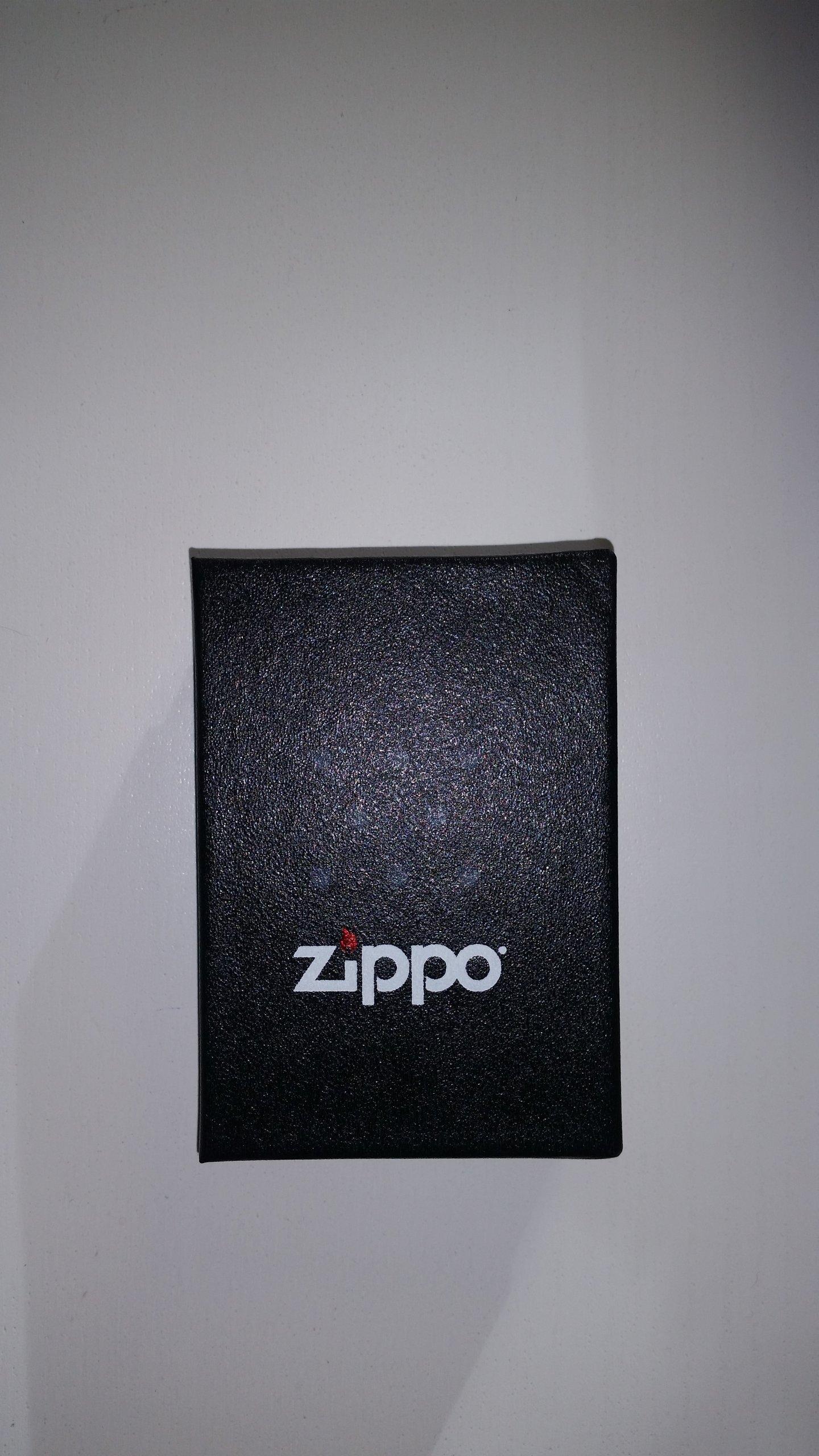 Zippo Black Matte Nowa 7349544886 Oficjalne Archiwum Allegro 218