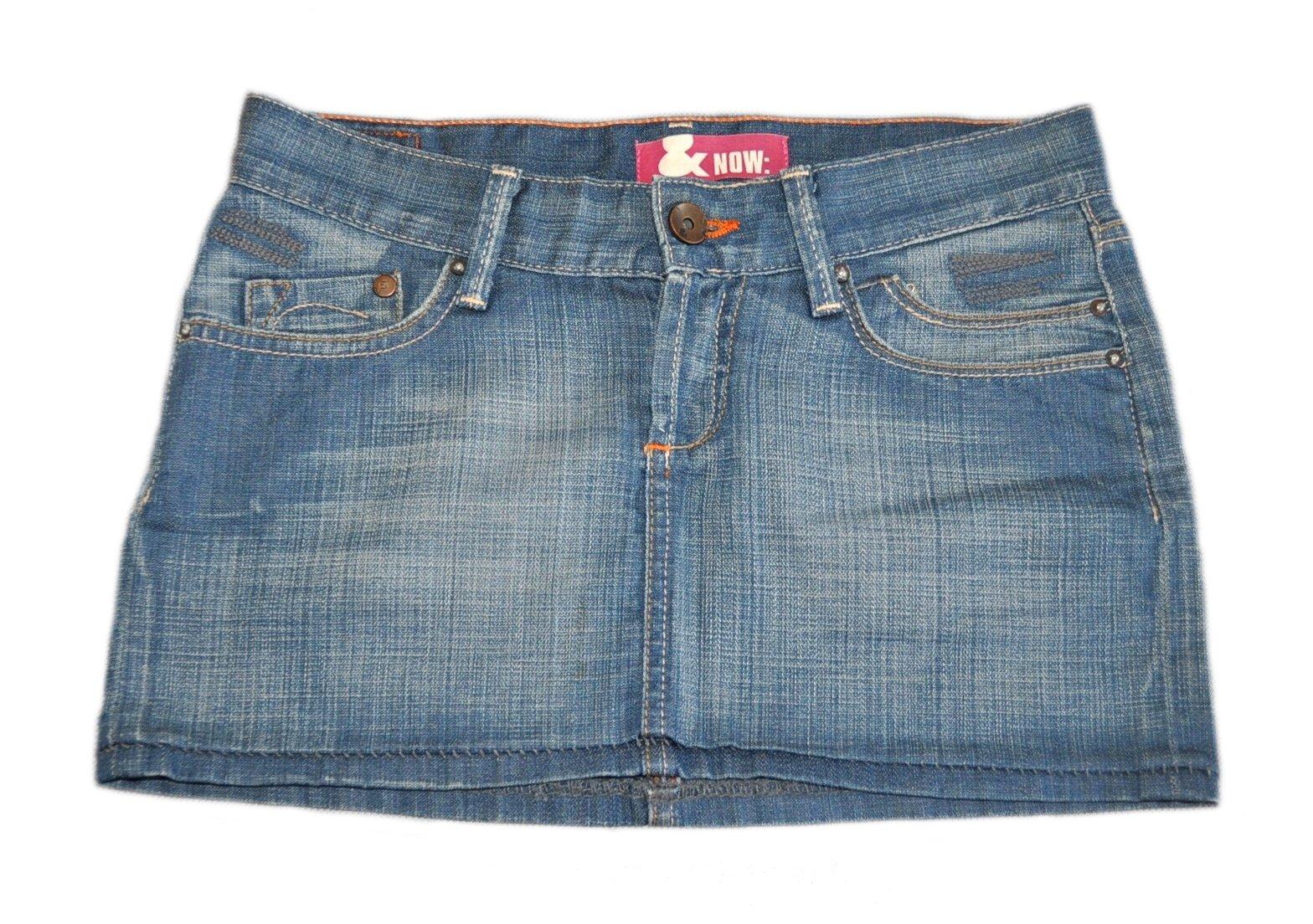 d90fa8f08c Spódnica H M jeansowa r. 34 XS jeans ideał - 7123542970 - oficjalne ...