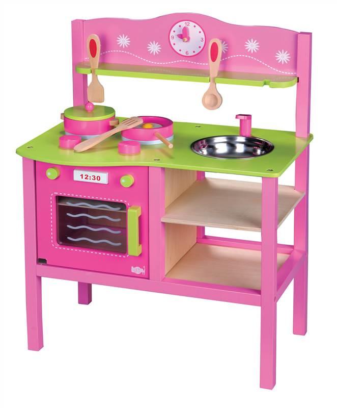 Drewniana Kuchnia Dla Dziecka Zabawka Drewno 20