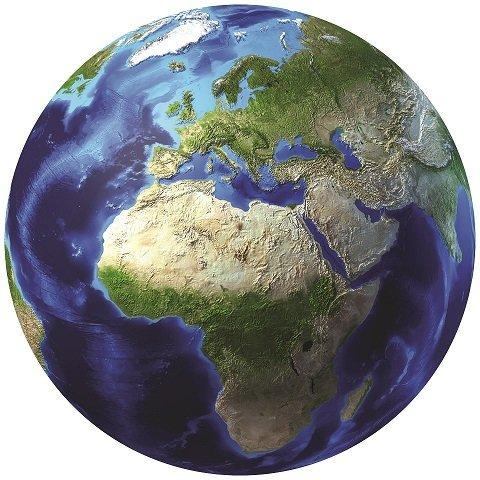 Fototapeta 873 Fi208 Ziemia Planeta Plakat Tapeta 6995616845