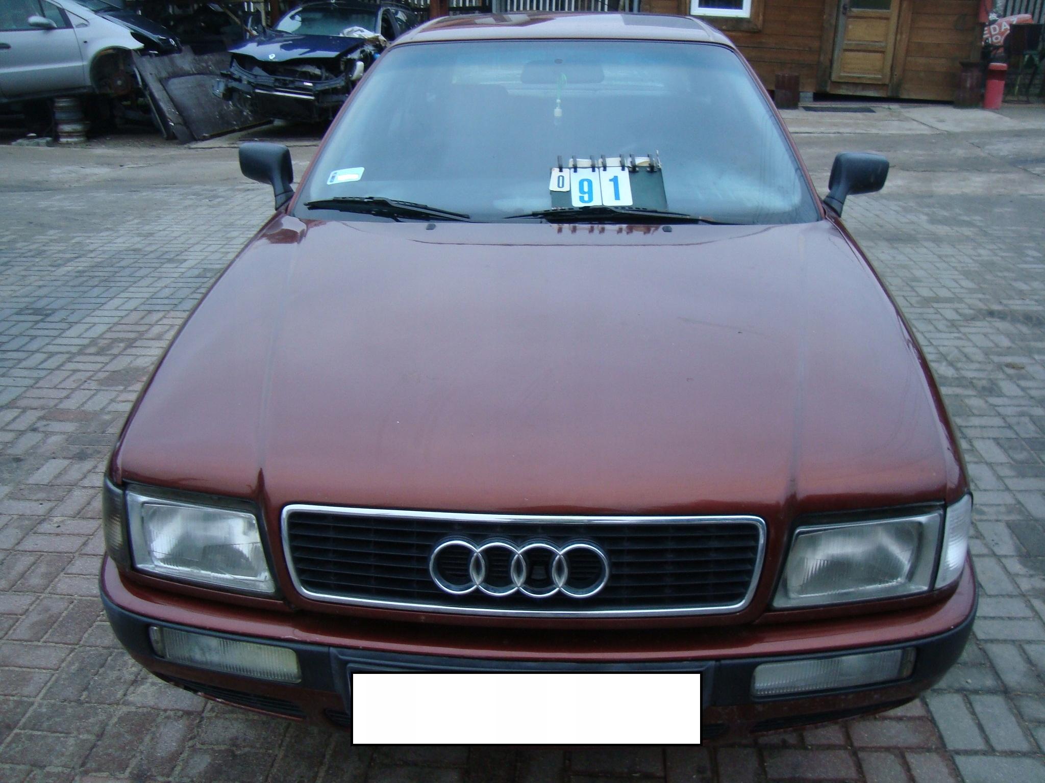 Audi 80 B4, rok 1992, poj. 2,0 B - 7720315205 - oficjalne ...