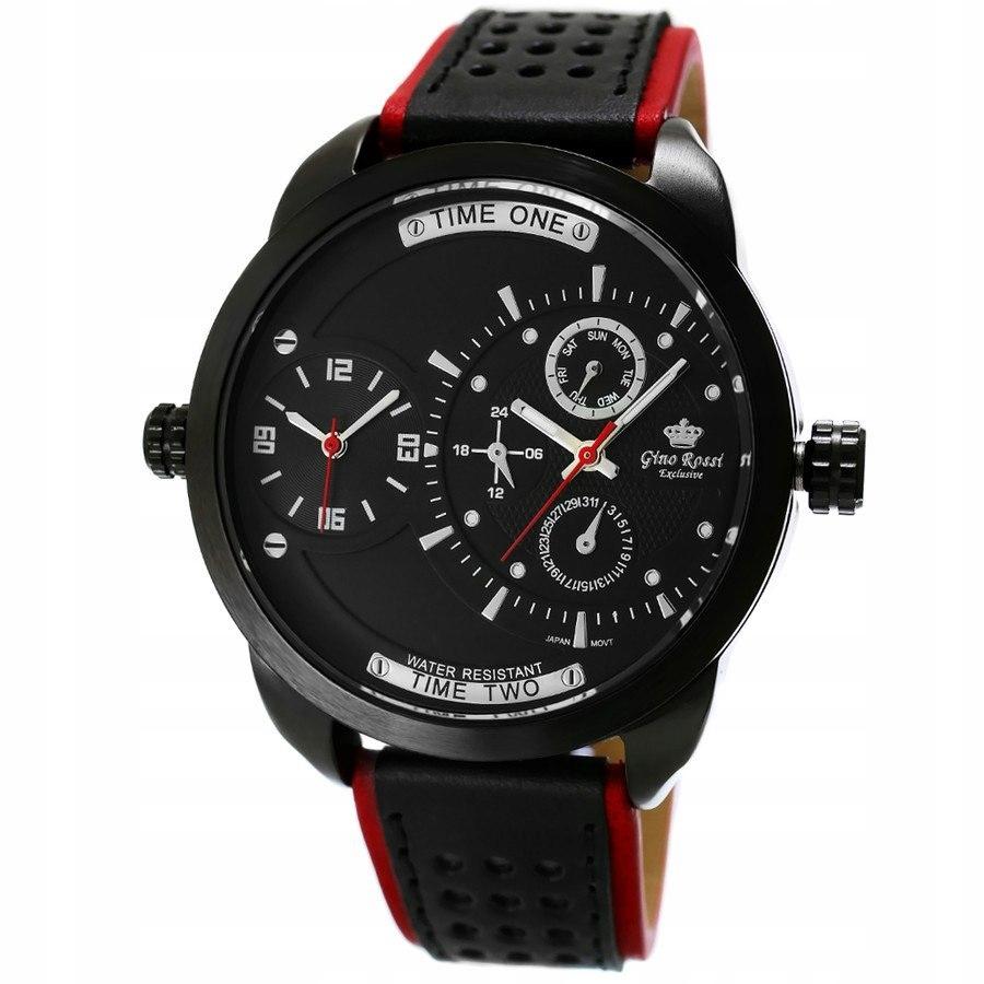 a8e868f069882 Zegarek Męski Gino Rossi SWEDOOR PASEK NOWY GW - 7645508461 ...
