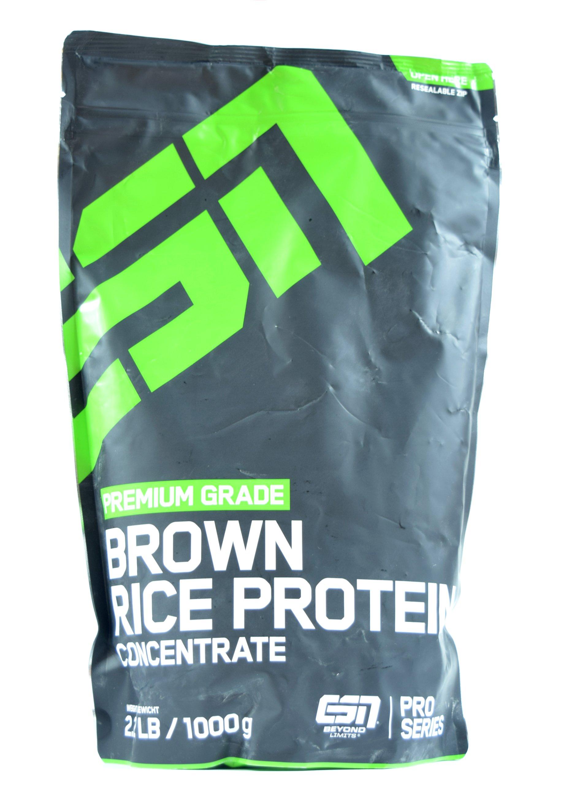 ESN Rice Protein 1000g VEGAN BIAŁKO RYŻU RYŻOWE