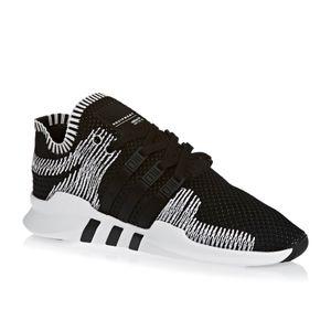 Adidas EQT Support ADV Primeknit CzarnoBiałe r.44