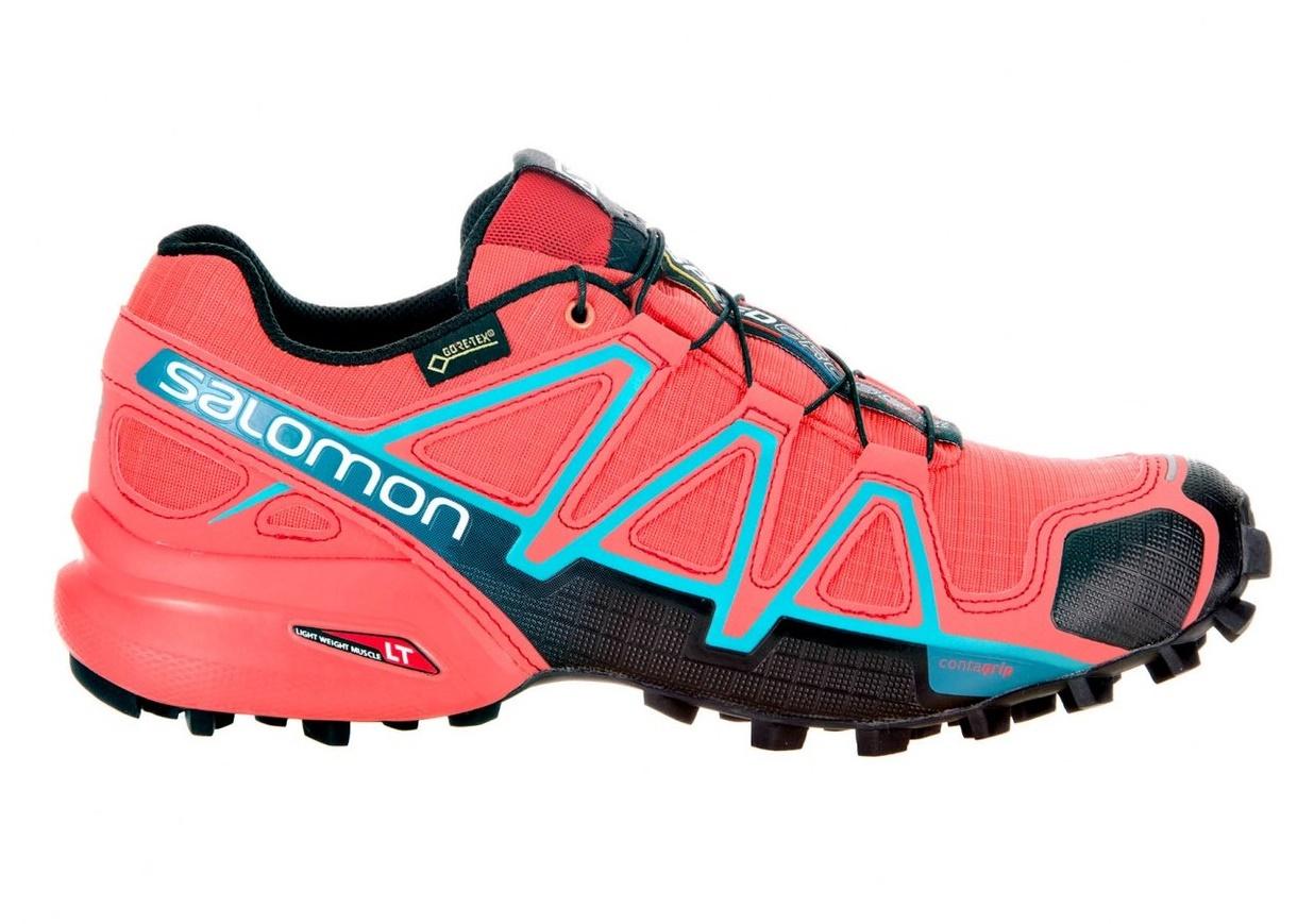 Buty do biegania damskie Salomon Speedcross 4 GTX 38 23