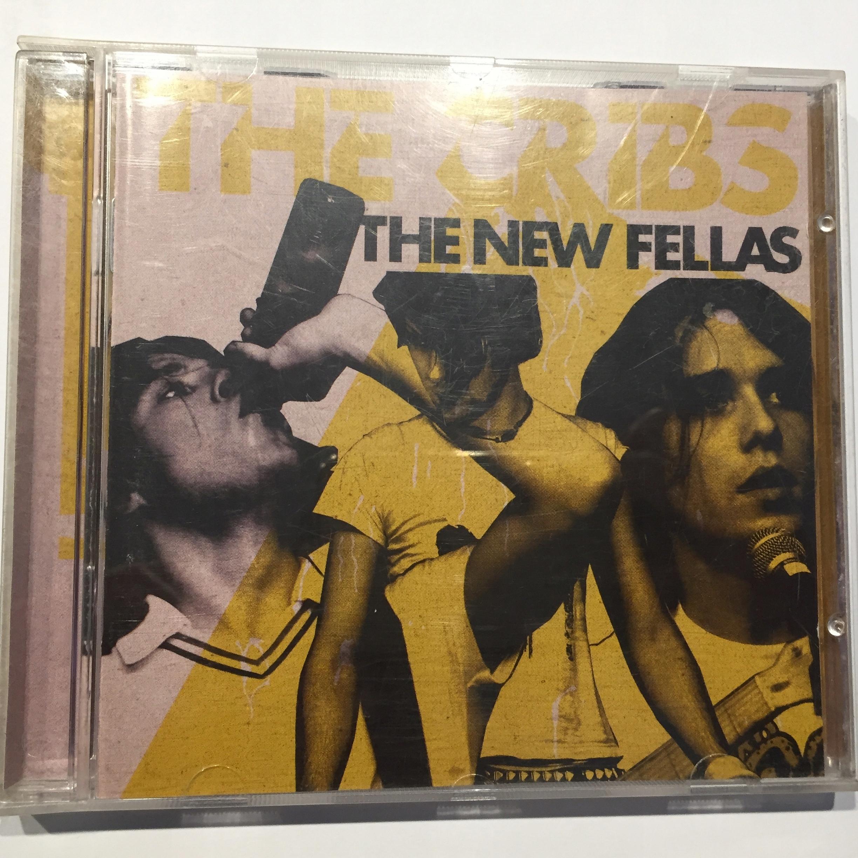 The Cribs The New Fellas Cd 7632021815 Oficjalne Archiwum Allegro