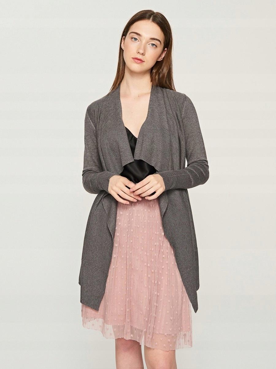 Narzutka sweter nowa kolekcja reserved 36 s