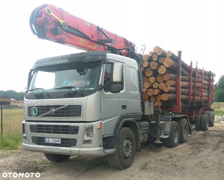 Niewiarygodnie Volvo FM drewna, drzewa, lasu cena za zestaw!!! - 7458270593 UG26