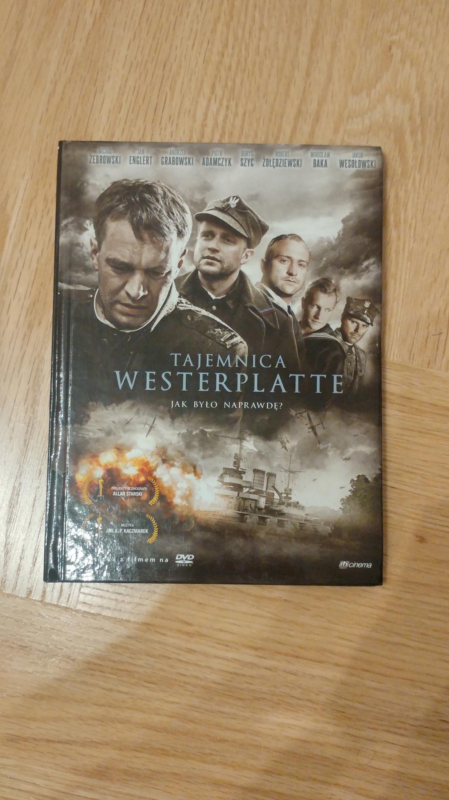 Film TAJEMNICA WESTERPLATTE