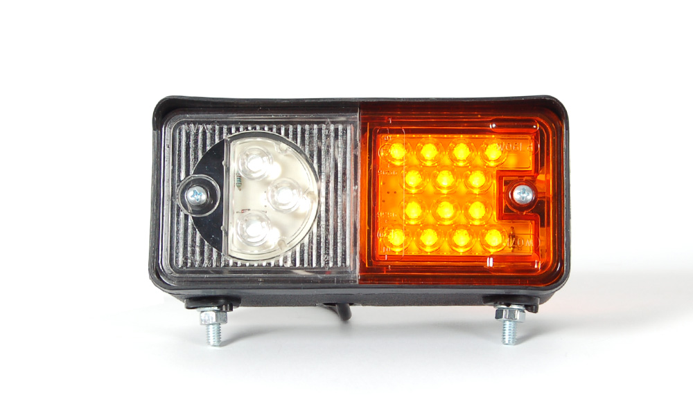 Lampa Ciągnika Na Błotnik Ursus Zetor Ledowa 6755300788