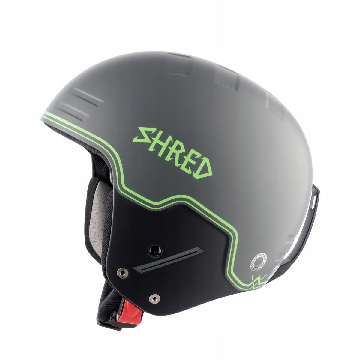 Kaski narciarskie Shred Basher Noshock Bigshow Sza - 7689683998 ... 842cbb773c6