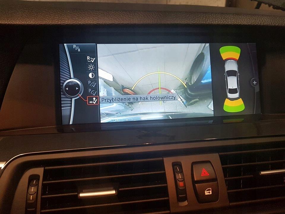 BMW F10 F20 F30 F25 NAWIGACJA CIC NBT EVO MONTAŻ