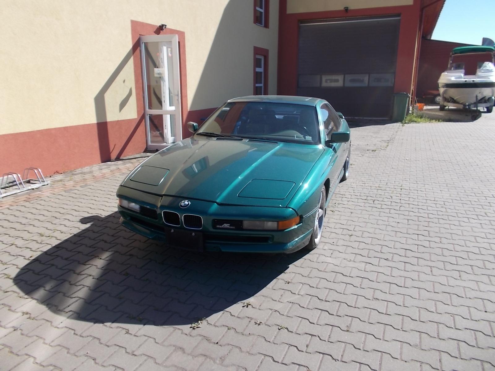 BMW  850 Ci. 1993 Rok.
