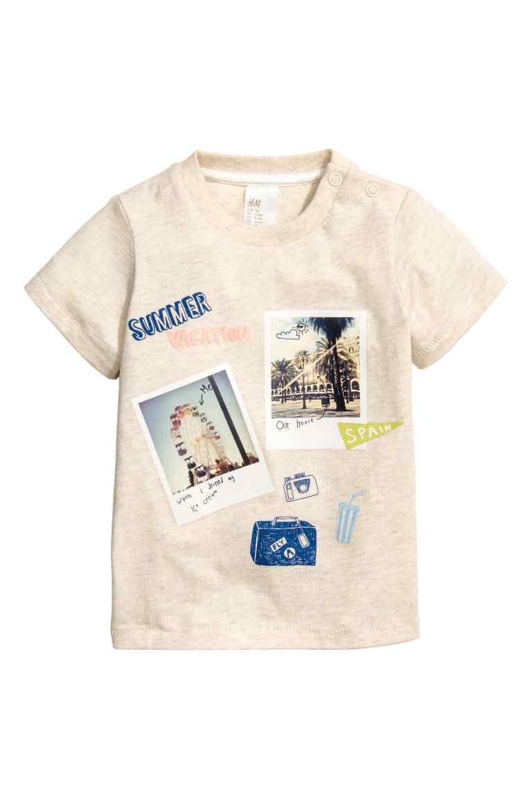 4b941ad5e7 NOWA H M bluzeczka t-shirt 68 - 7128714044 - oficjalne archiwum allegro