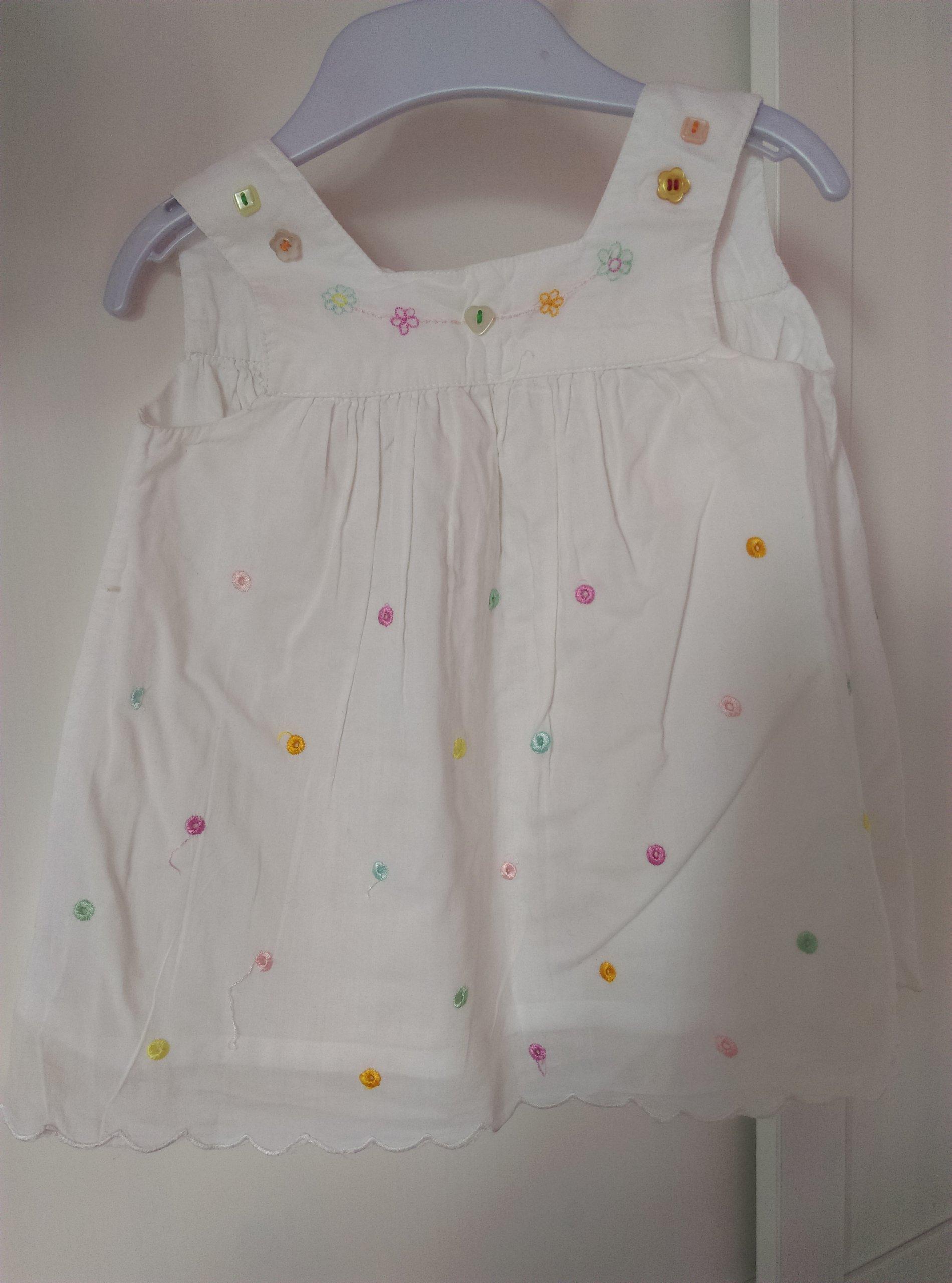 Sukienka Zara Kwiatuszki 6874 Lato 6800033651 oficjalne