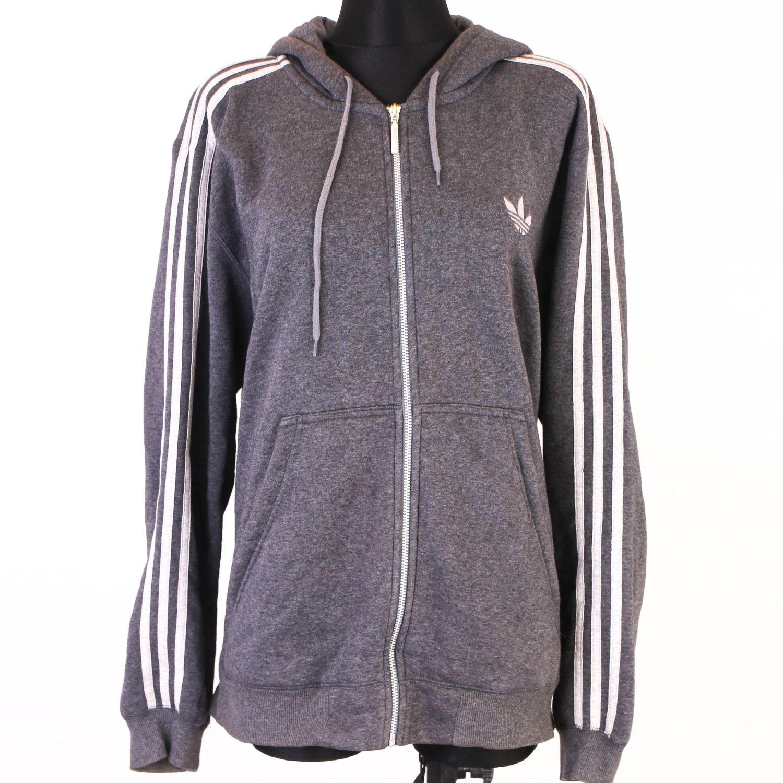 lepszy najwyższa jakość szczegółowy wygląd T Adidas Originals Bluza Męska Rozpinana Szara XL ...