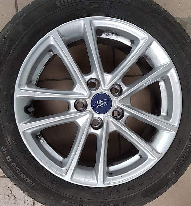 Oryginalne Felgi Ford Focus Mk3 16 7145307938 Oficjalne