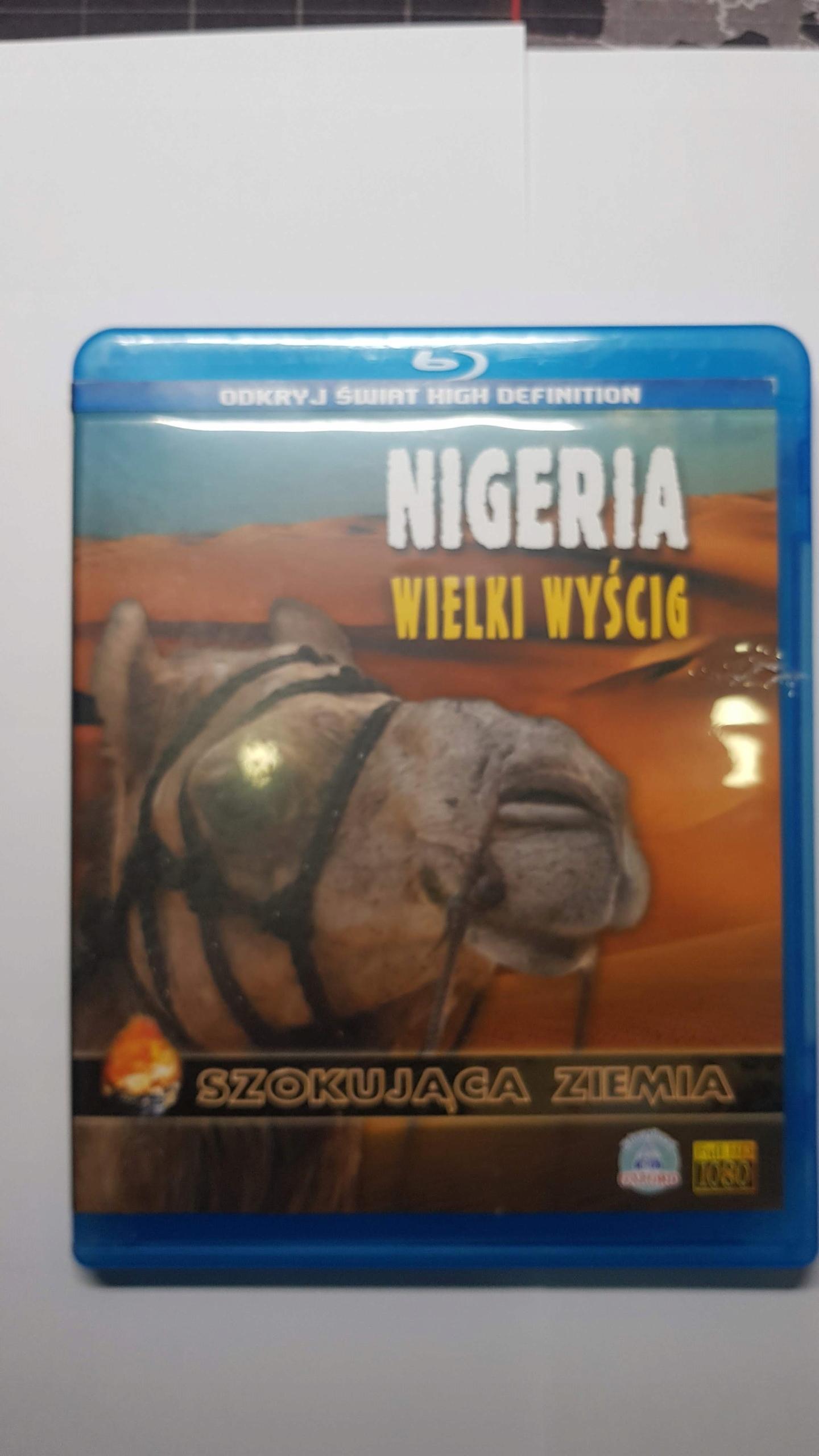 Blu-ray Nigeria. Wielki wyścig