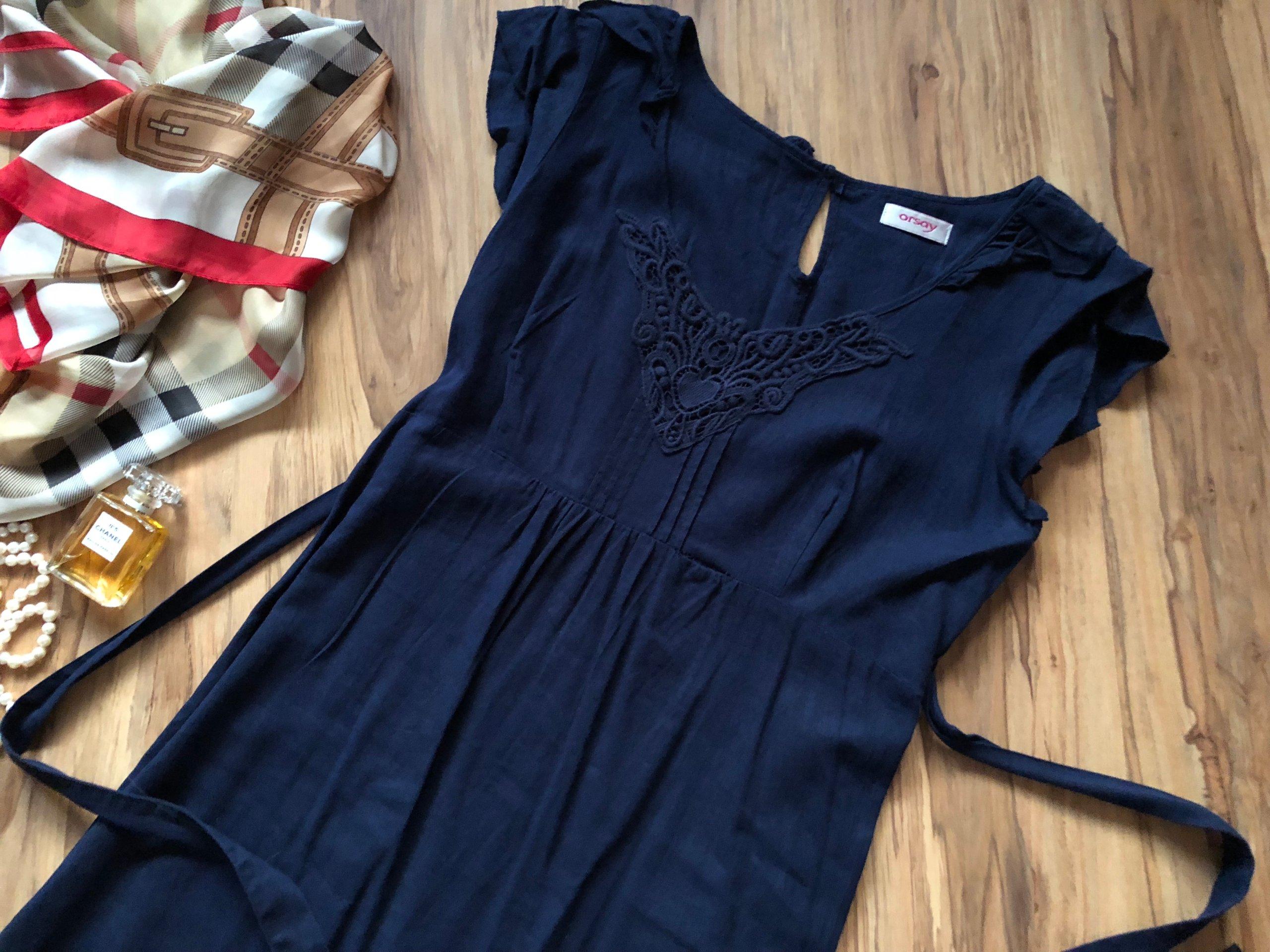 226961d20c ORSAY Sukienka ołówkowa koronka mohito 36 - 7349438722 - oficjalne ...